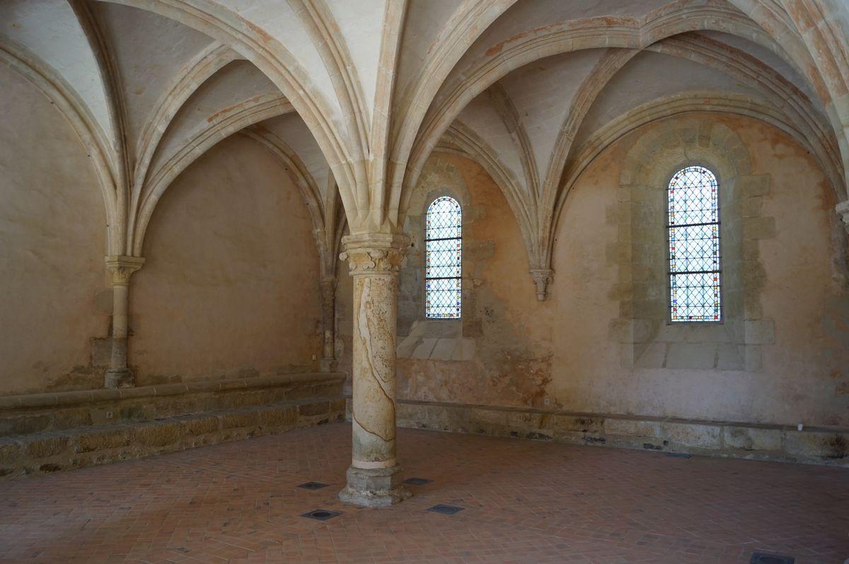 Lre Mans Abbaye de l\\\'epau (6)