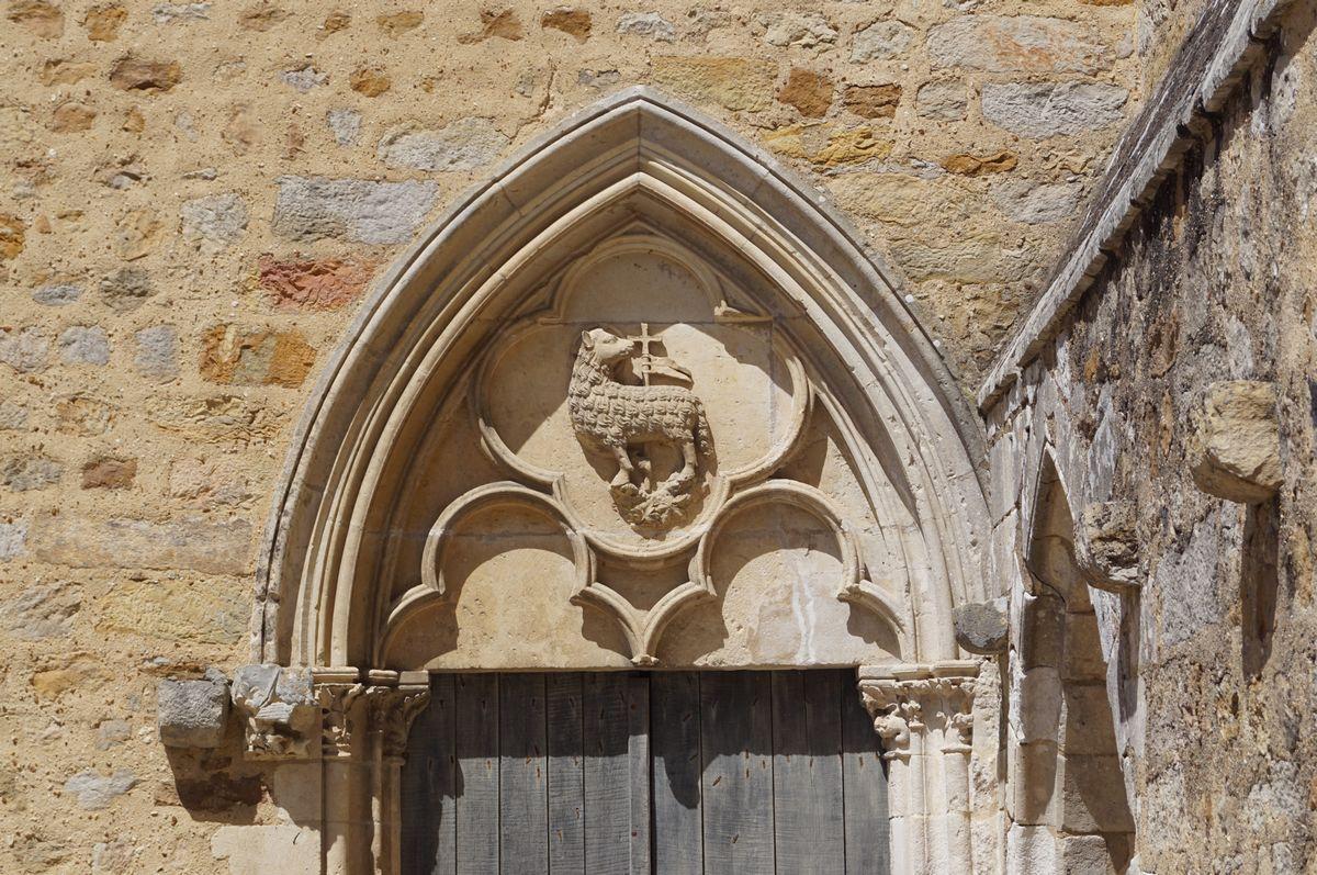 Lre Mans Abbaye de l\\\'epau (7)