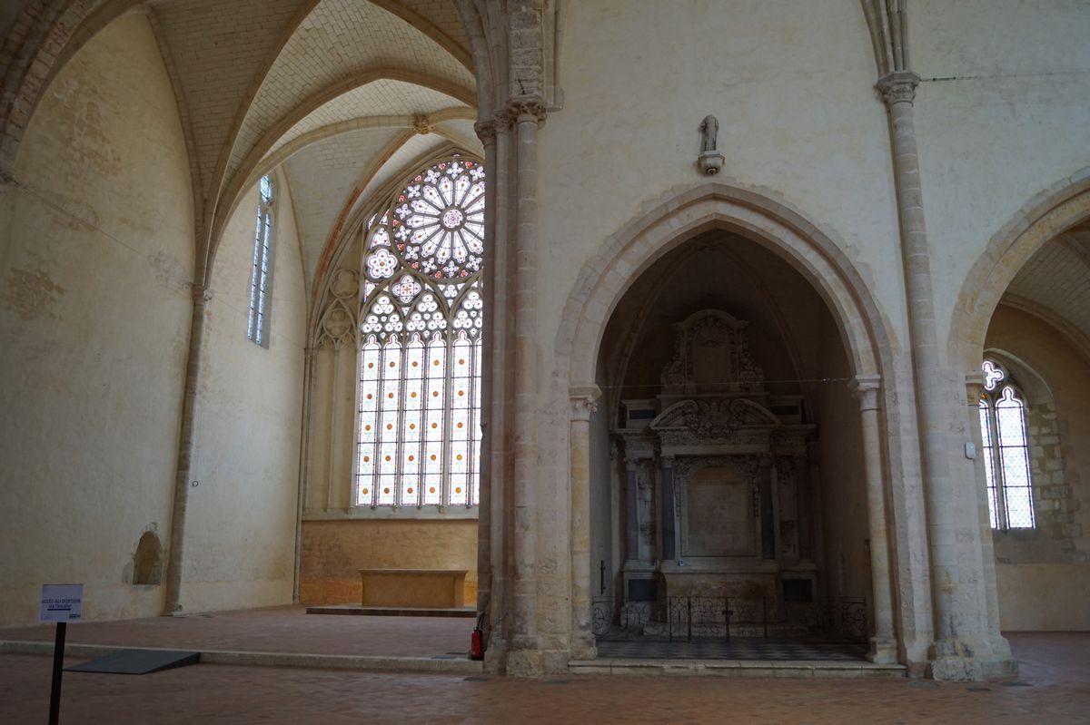 Lre Mans Abbaye de l\\\'epau (9)