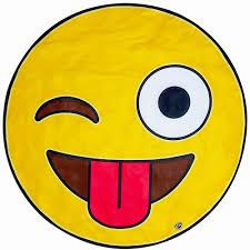 smiley tire langue