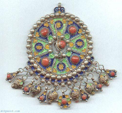 Bijoux ethniques Algerie