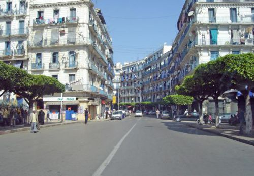 Le Faizan d'Or  Avenue de la Bouzareah