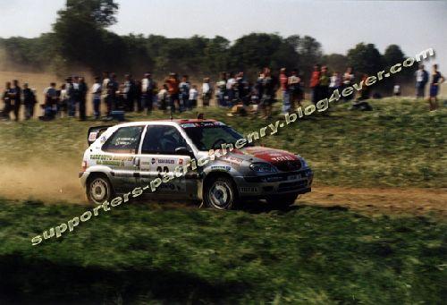 Patrick et  Magali Langres 2001-2