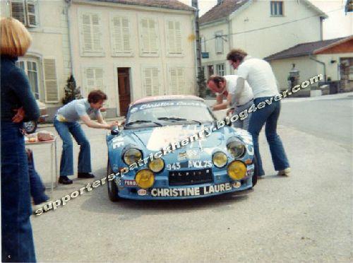 Rallye de Lorraine 1975