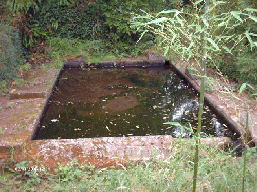 Lavoir de Quilivic à Cléden-cap-Sizun
