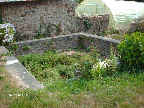 Le lavoir de Lannuet à Cléden-cap-Sizun