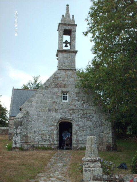 La chapelle de Langroas à Cléden-cap-Sizun