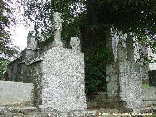 La chapelle Saint-Laurent de Lannourec à Goulien