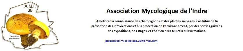 Association Mycologique de l'Indre