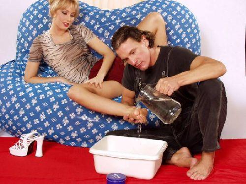 Et ce propose de lui laver