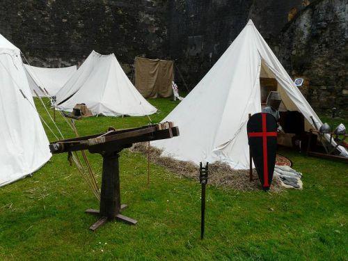 Fête médiévale de Sedan mai 2012