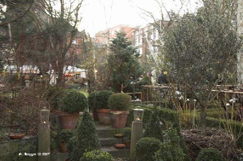 Un jardin de Curé