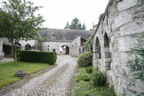 Château médiéval de Eyneburg
