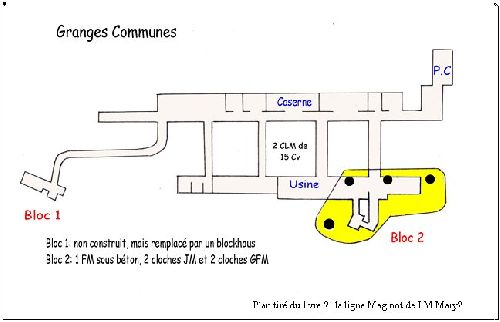 PO de Granges communes