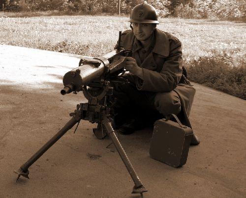 Nos soldats Belges