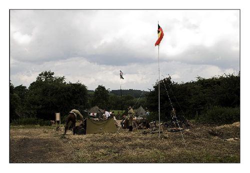 Camp des Chasseurs Ardennais Belgique