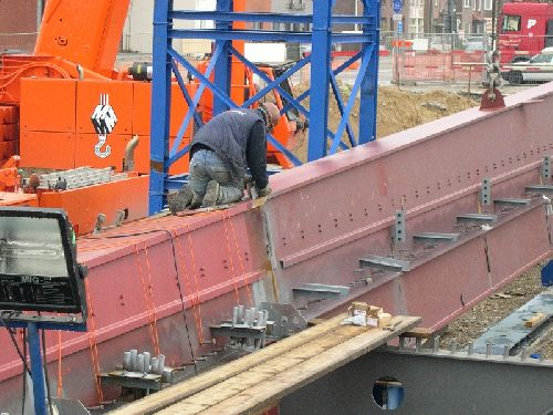 Pont construction