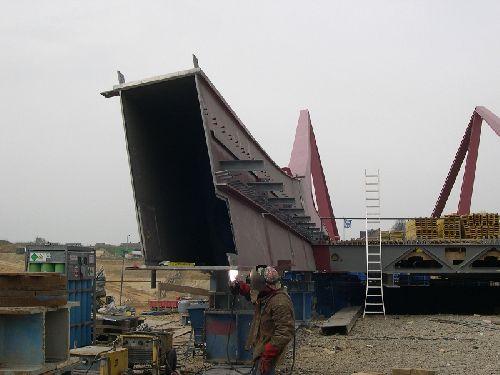 Pont construction
