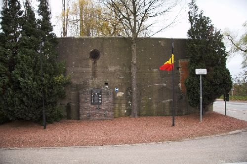 Abri du pont Vroenhoven