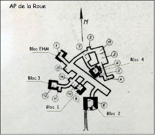 Avant poste de la Roue (Savoie)