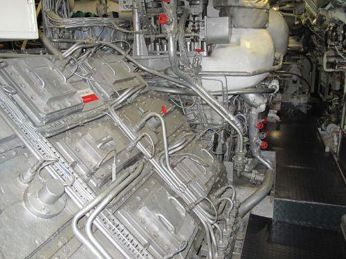 Le système de propulsion (moteur)