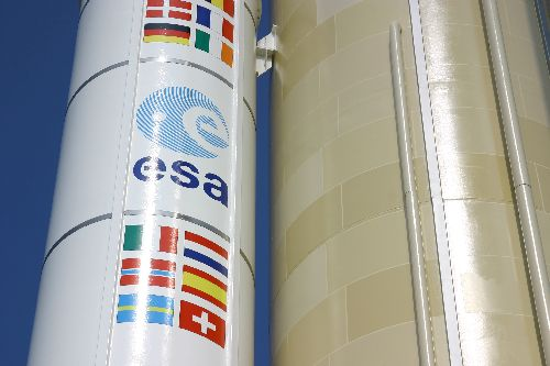 Détail Ariane 5