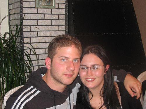 mon frère et ma belle soeur