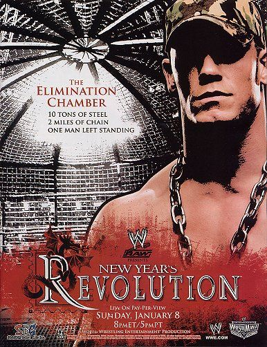 New Year\'s Revolution 2006