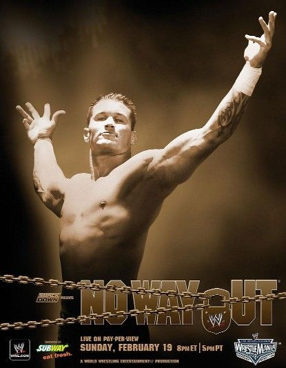 No Way Out 2006