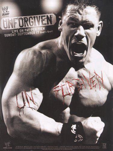 Unforgiven 2006