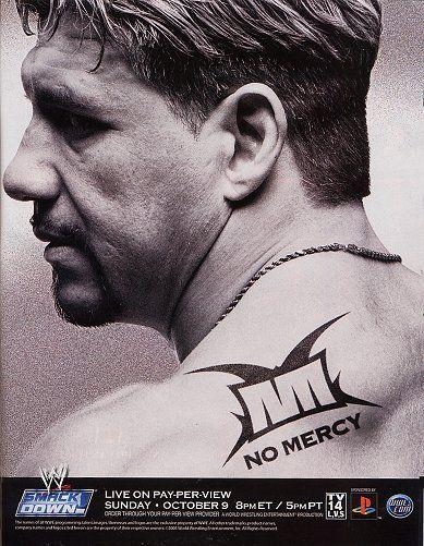 No Mercy 2005