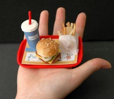 Mac Do spécial régime