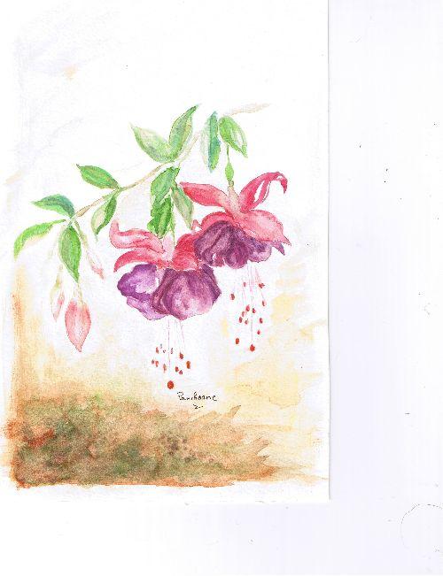 un autre fuchsia mauve (vendue)