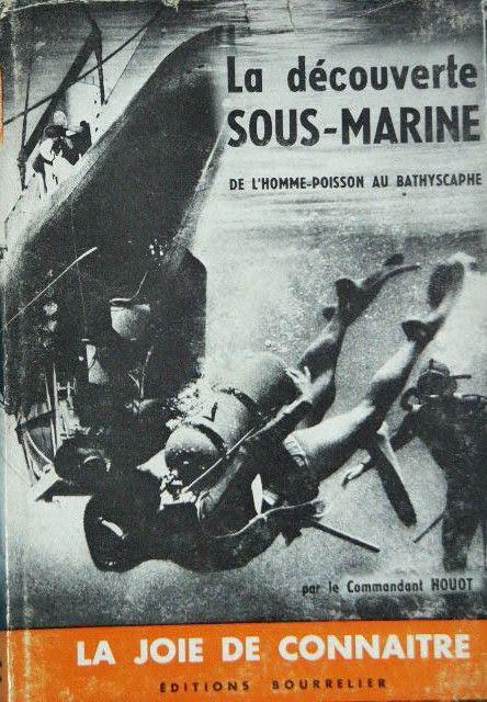 HOUOT  La découverte sous-marine