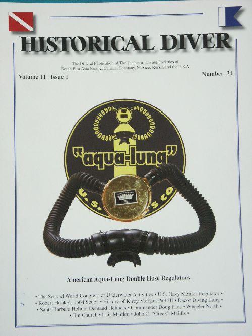 HISTORICAL DIVER N°34