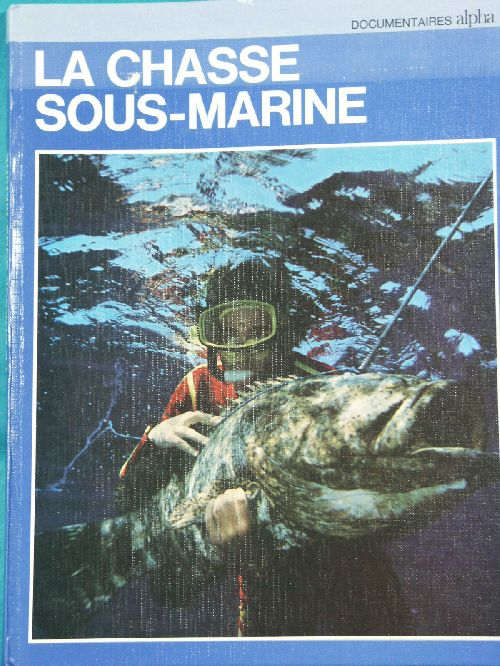 ALPHA - CHASSE SOUS-MARINE