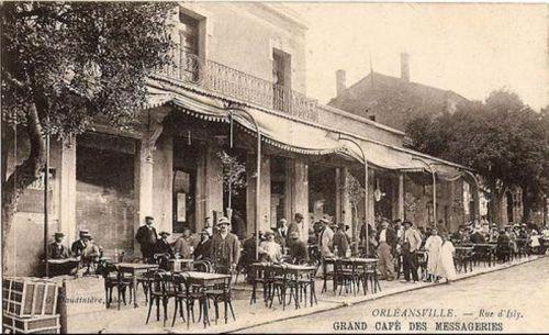 grand café des messageries- rue d'Isly
