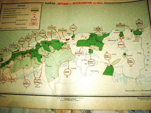 DEFENSE ET RESTAURATION DES SOLS-1947