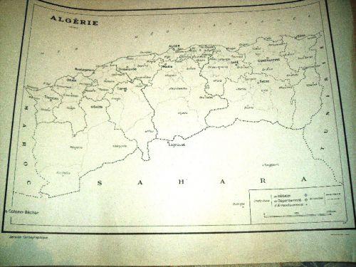 ALGERIE -PF-