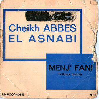 CHEIKH ABBES LASNAMI-MENJ 'FANI