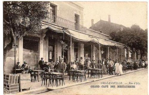 Grand café des messageries