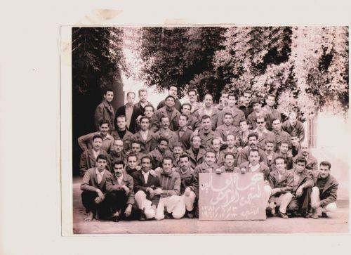 Anciens condamnés à mort de la prison d'El-Harrach