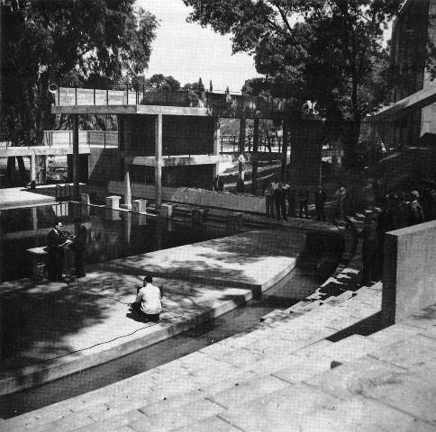Centre Albert Camus ( années 60)