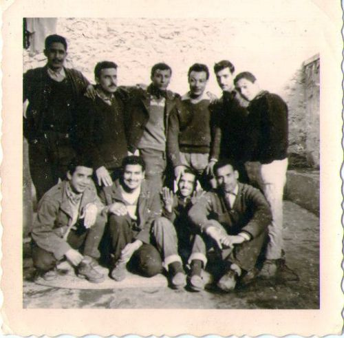 Souvenir de la prison d'Al-Asnam