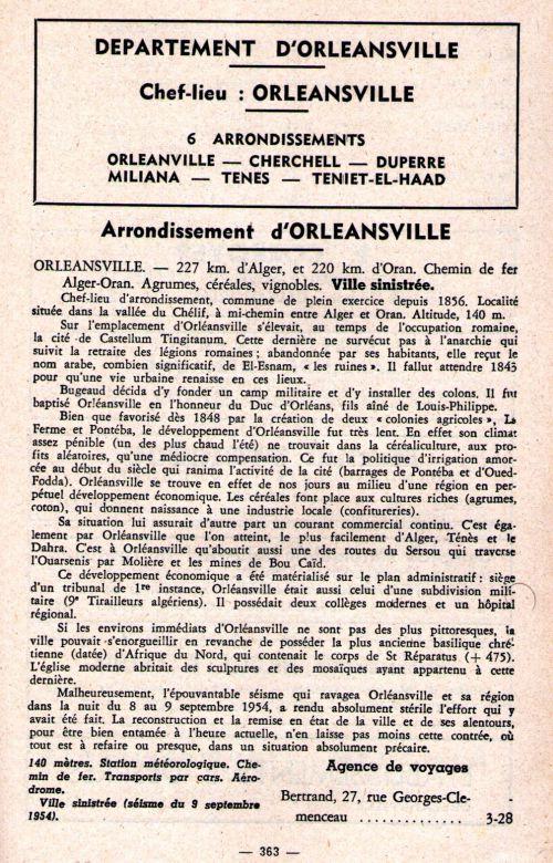 Catalogue Algerie -Sahara-Guide Touristique Commercial Industriel 1959