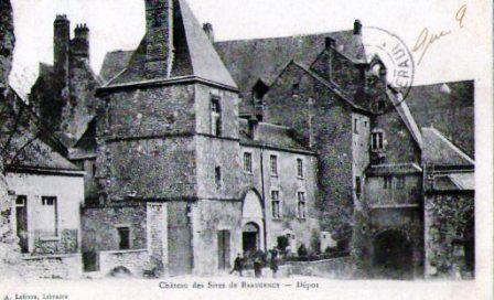 Chateau des Sires de Beaugency