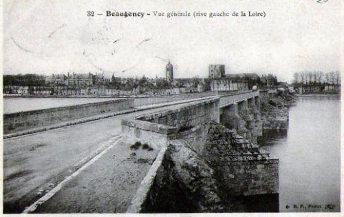 Beaugency- la Loire