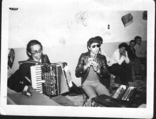 Djillali Boukhlifa et Mekhata.