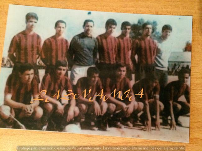 EQUIPE DE FOOTBALL DE LA WILAYA D'EL-ASNAM-PHOTO BENYAMINA DJAMEL