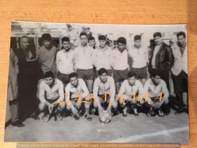 EQUIPE DE FOOTBALL DE LA WILAYA D' EL-ASNAM-PHOTO BENYAMINA DJAMEL-